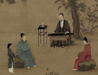 Zhao Ji: Listening to the Qin