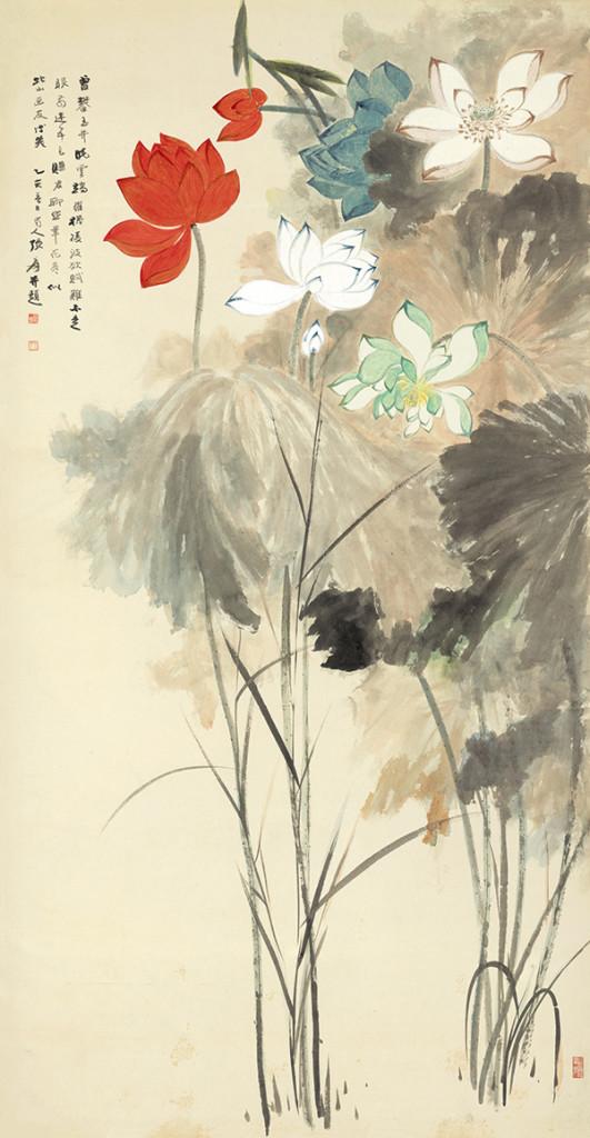 68bb661ae Zhang Daqian   Chinese Painting   China Online Museum