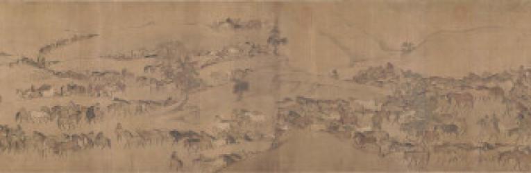 Horse Herding after Wei Yan
