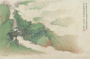 qing_wang-hui_peach-blossom-fishing-boat