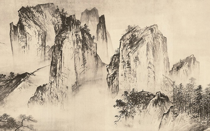 Xia Gui: Pure and Remote View of Streams and Hills