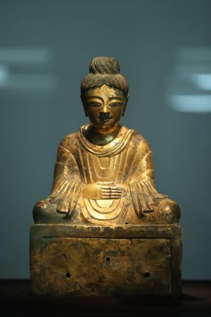 houzhao_seated-buddha